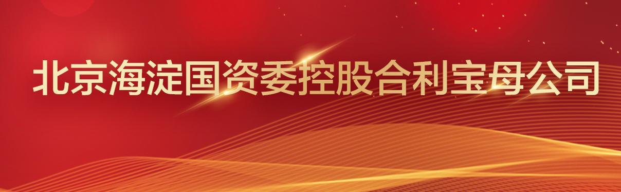 北京海淀国资委入主合利宝母公司